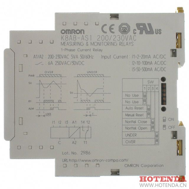 K8AB-AS1 200/230VAC