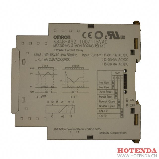 K8AB-AS2 100/115VAC