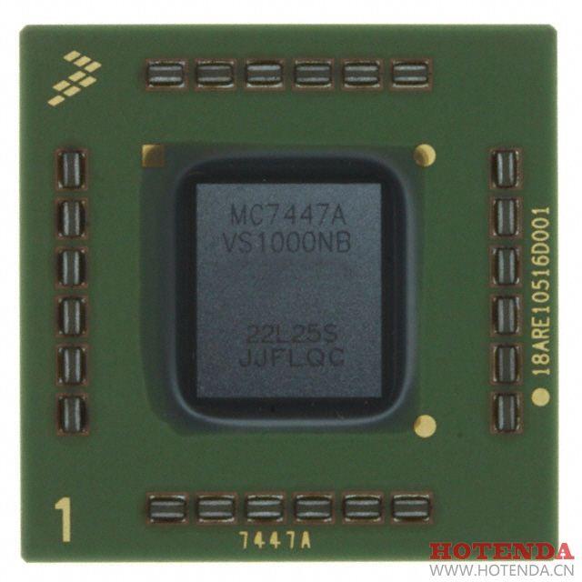 MC7447AVS600NB