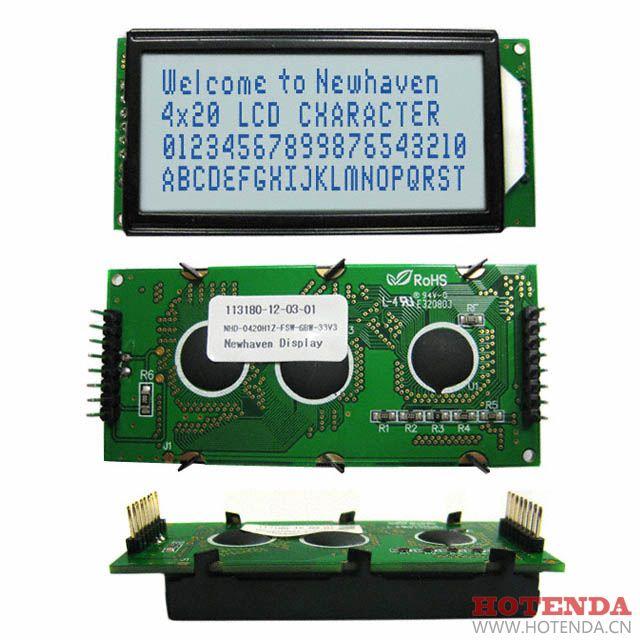 NHD-0420H1Z-FSW-GBW-33V3
