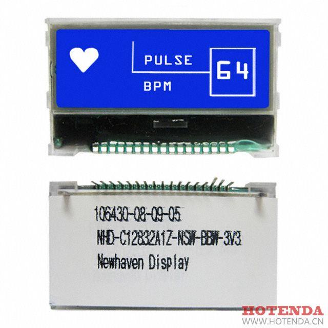 NHD-C12832A1Z-NSW-BBW-3V3