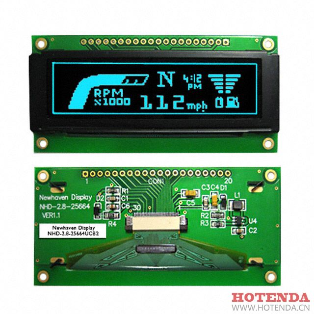NHD-2.8-25664UCB2