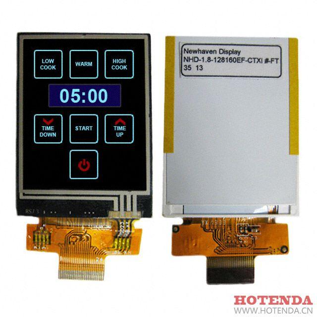 NHD-1.8-128160EF-CTXI#-FT