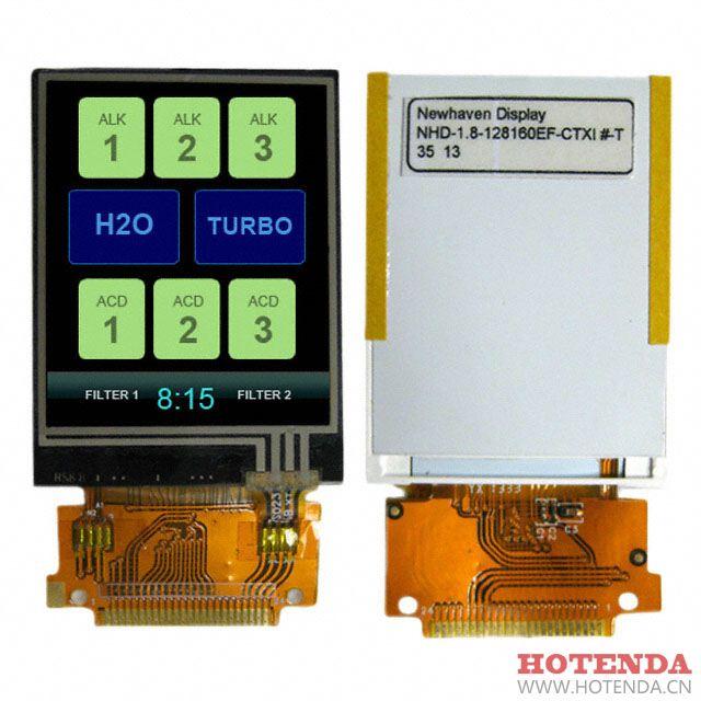 NHD-1.8-128160EF-CTXI#-T