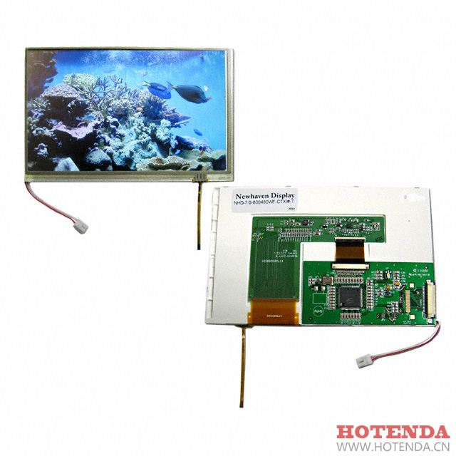 NHD-7.0-800480WF-CTXI#-T