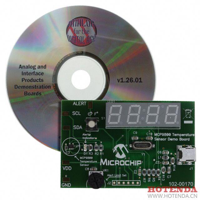 MCP9800DM-TS1