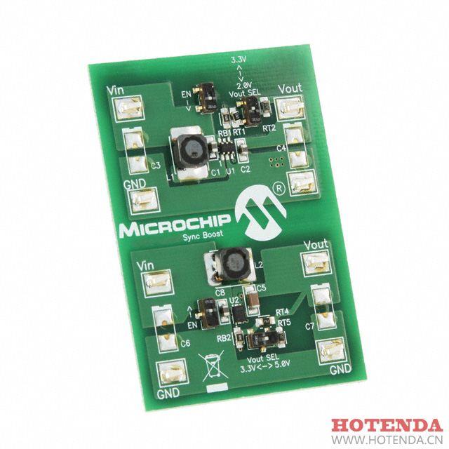 MCP1640EV-SBC