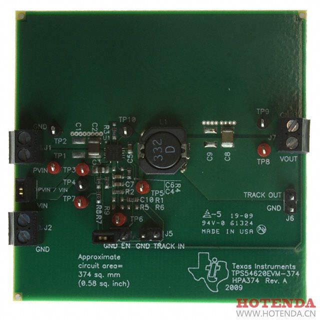 TPS54620EVM-374