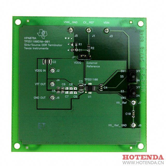 TPS51100EVM-001