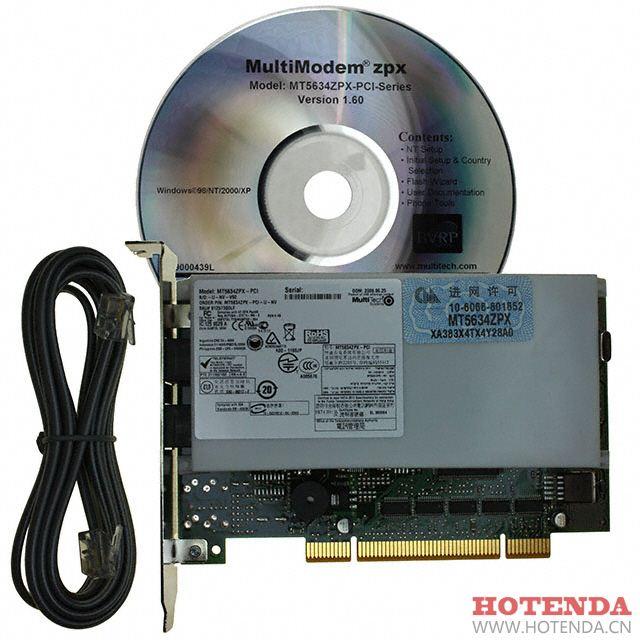 MT5634ZPX-PCI-U-NV
